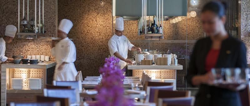Mandarin Oriental Singapore Restaurant