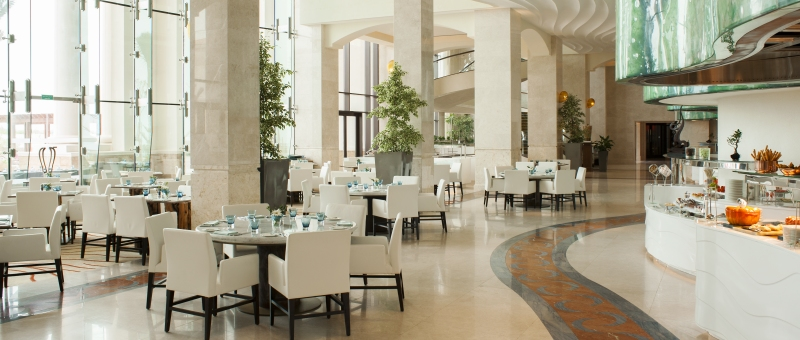 The St. Regis Saadiyat Island Resort Restaurant