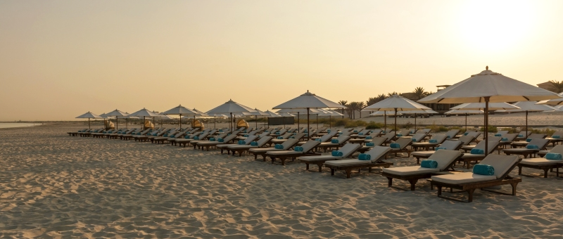 The St. Regis Saadiyat Island Resort Strand
