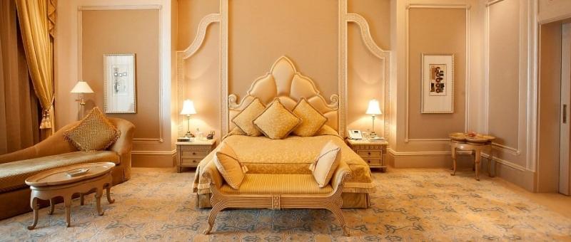 Emirates Palace Zimmer