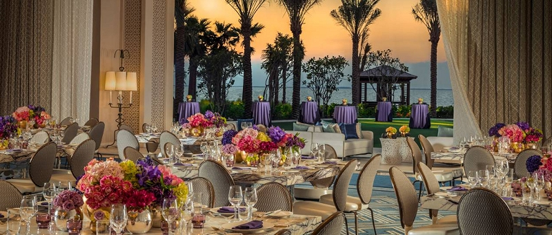 Four Seasons Resort Dubai at Jumeirah Beach Restaurant
