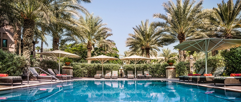 Jumeirah Dar Al Masyaf Pool