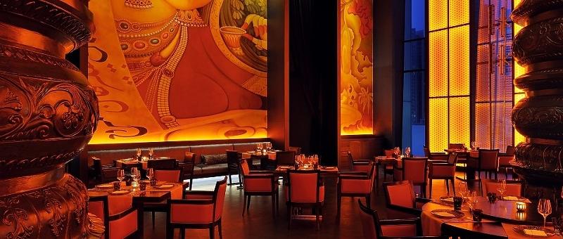 JW Marriott Marquis Dubai Restaurant