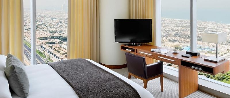 JW Marriott Marquis Dubai Zimmer