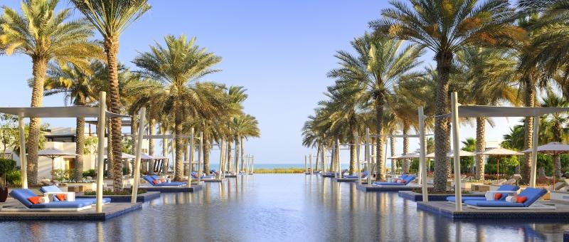 Park Hyatt Abu Dhabi Hotel and Villas Pool