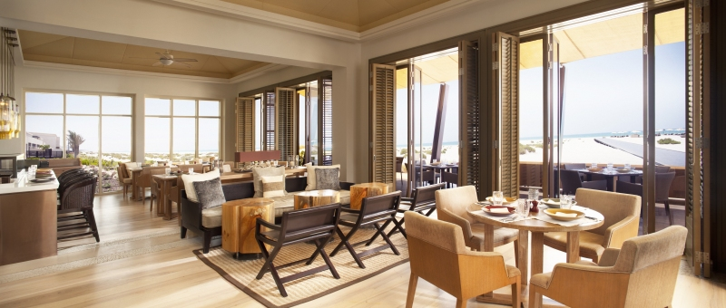 Park Hyatt Abu Dhabi Hotel and Villas Restaurant