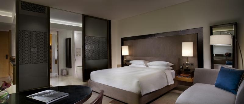 Park Hyatt Abu Dhabi Hotel and Villas Zimmer