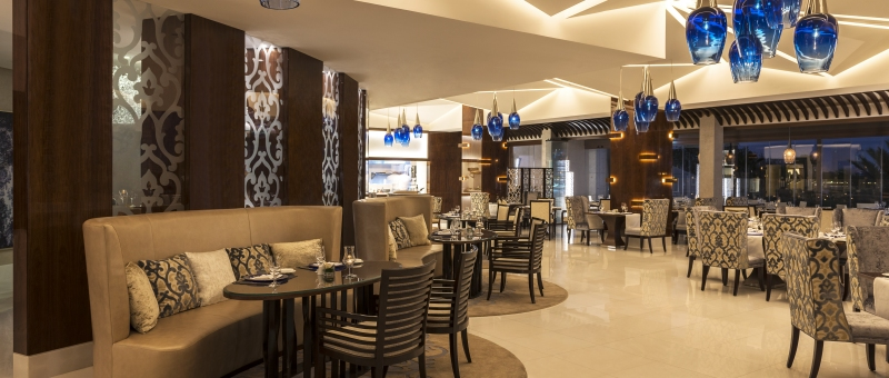 Sheraton Dubai Creek Hotel & Towers Restaurant