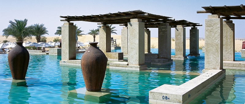 Bab Al Shams Desert Resort & Spa Pool
