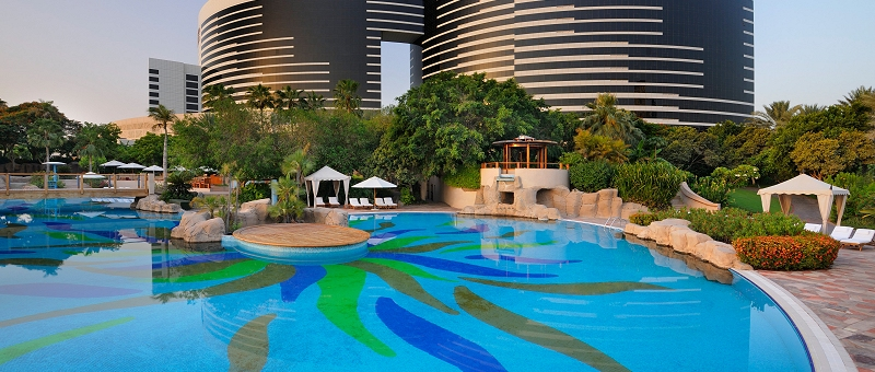 Grand Hyatt Dubai Pool
