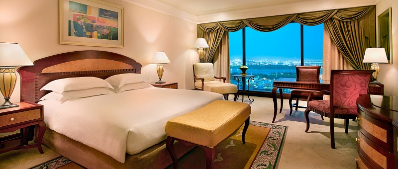 Grand Hyatt Dubai Zimmer
