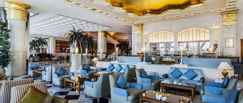Hilton Sharjah Lobby