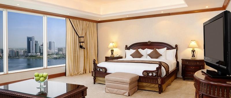 Hilton Sharjah Zimmer