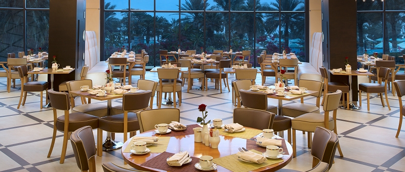 Le Meridien Al Aqah Beach Resort Restaurant