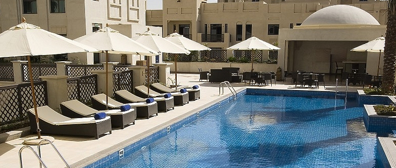 Manzil Downtown Dubai Pool