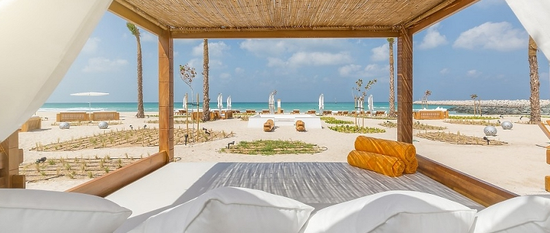 Nikki Beach Resort & Spa Dubai Strand